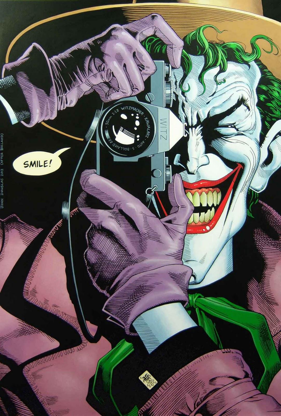 my big project a 20 x 30 recreation of Batman The Killing Joke 1082x1600