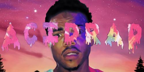 Acid Rap Wallpaper Chance The Rapper 500x250