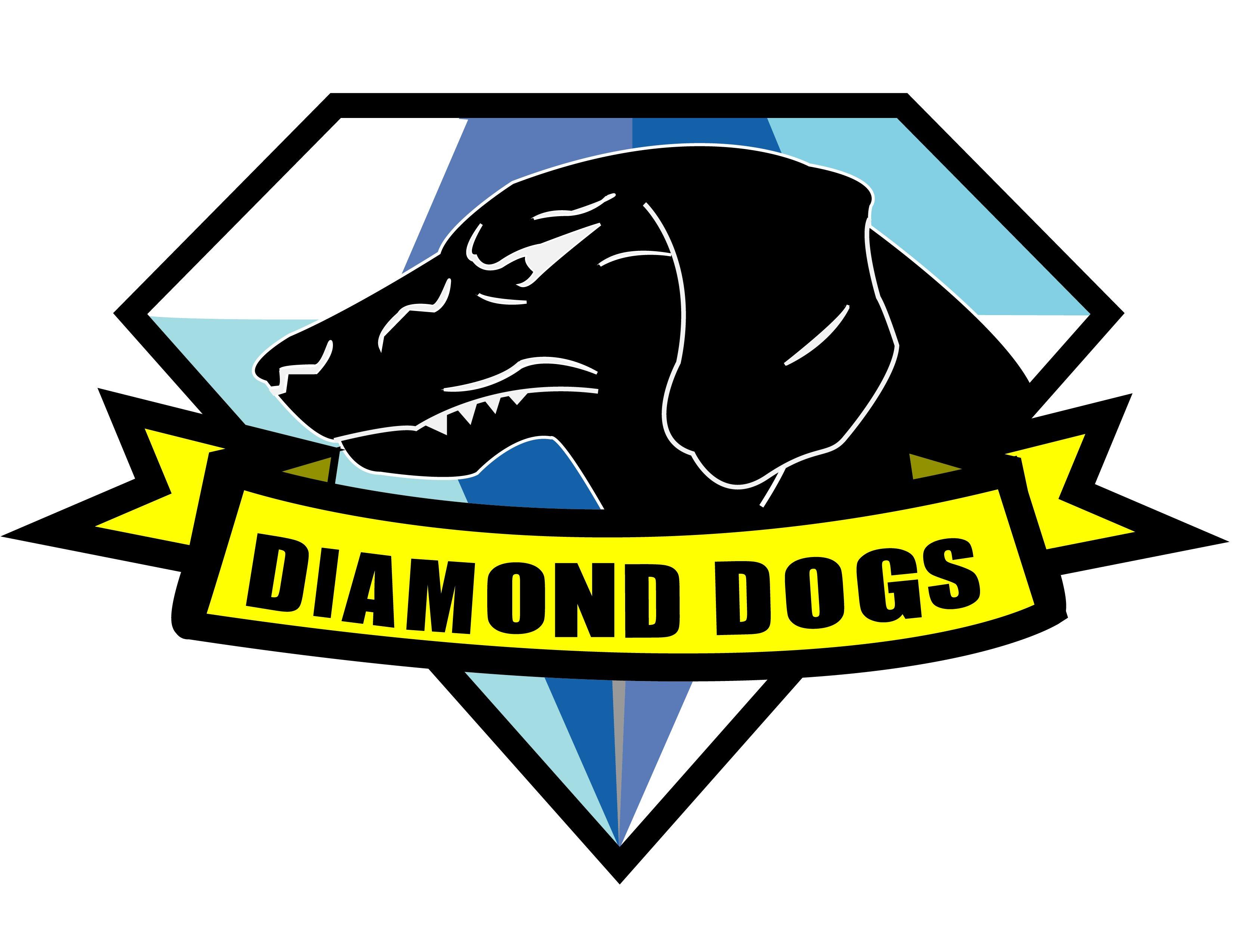 DIAMOND DOGS by AlexZipp 3300x2550