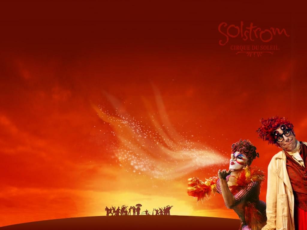 Los mejores fondos de Pantalla para tu PC Cirque du Soleil 1024x768
