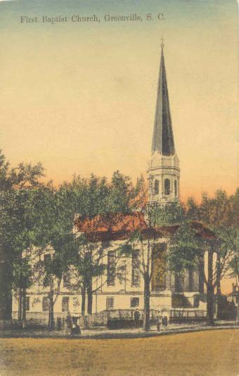 Baptist Church Greenville Greenville County South Carolinajpg 340x534