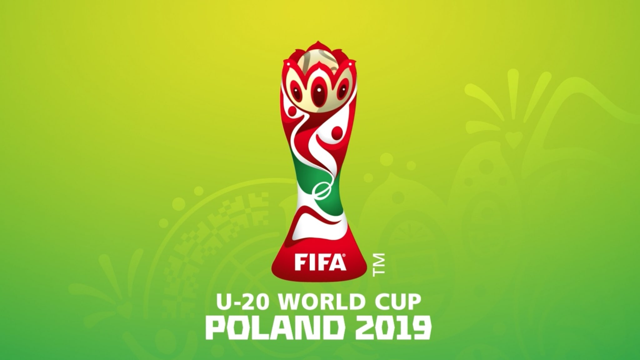 FIFA U 20 World Cup Poland 2019   News   Emblem and match schedule 2048x1152
