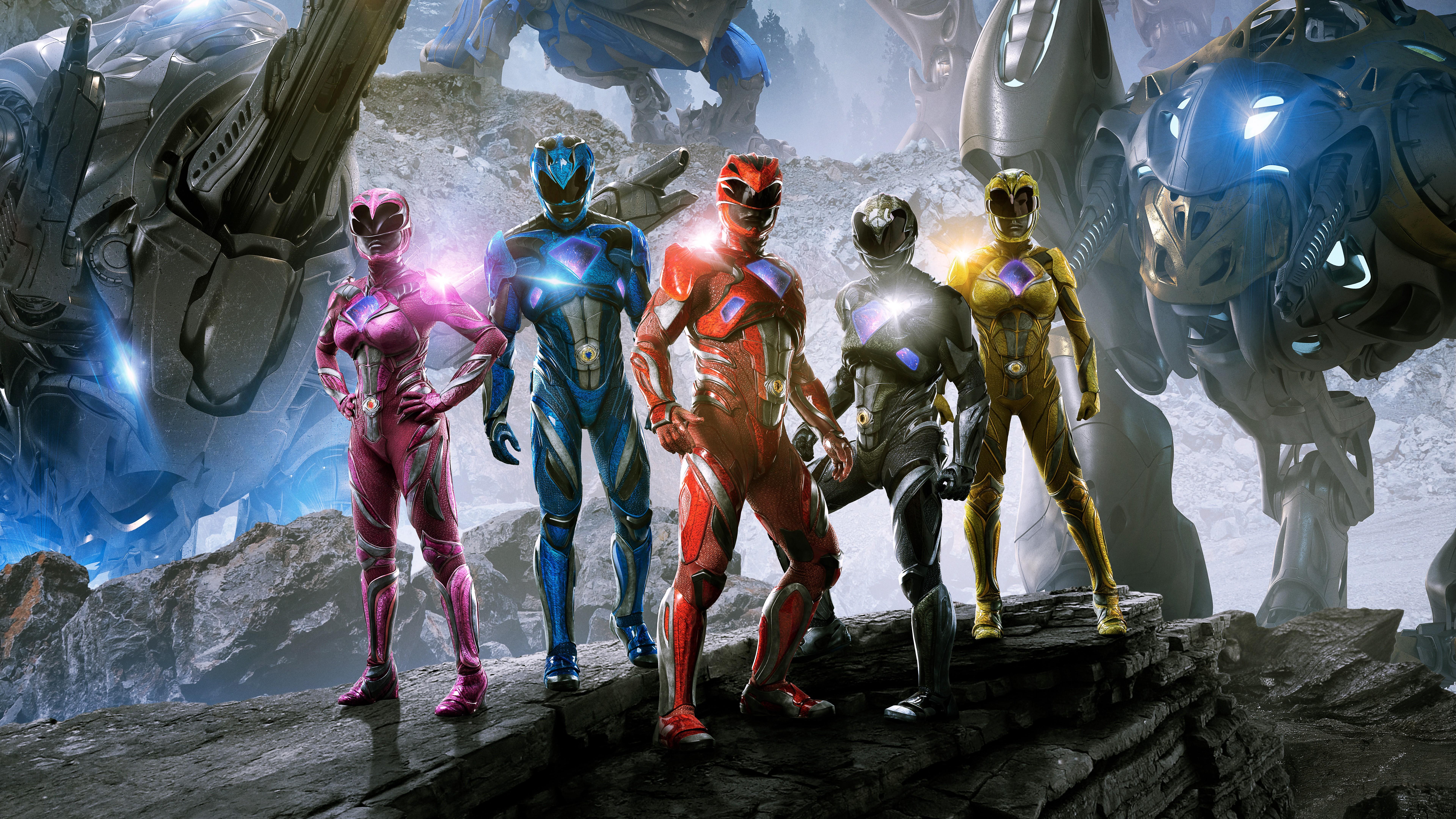 Power Rangers 2017 4k 8k   Power Rangers Wallpaper Hd 23924 7680x4320