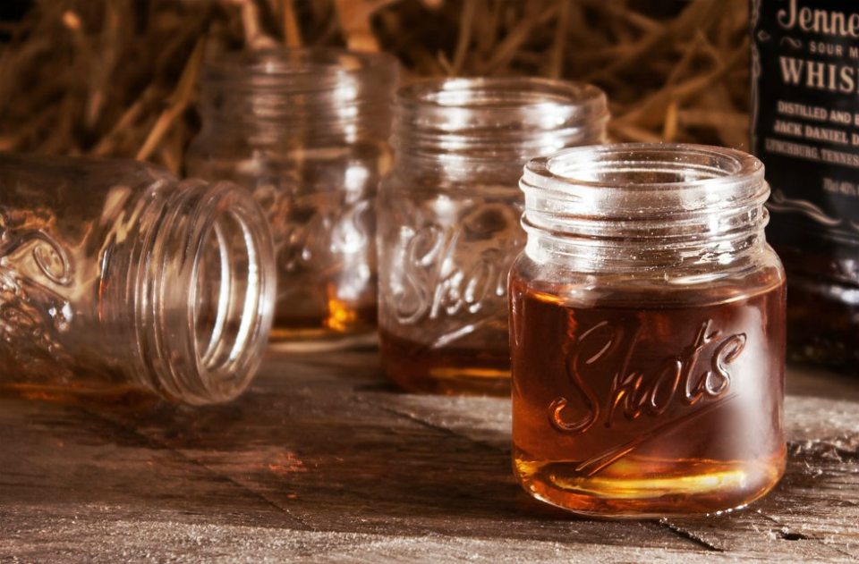 Mason Jar Wallpaper Wallpapersafari