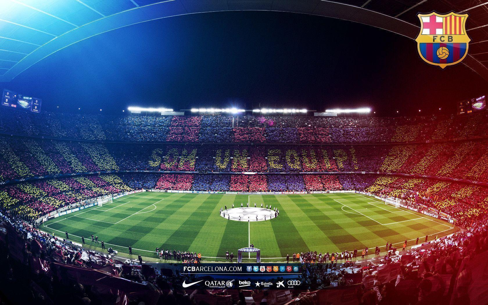 FC Barcelona Wallpapers 2015 1680x1050