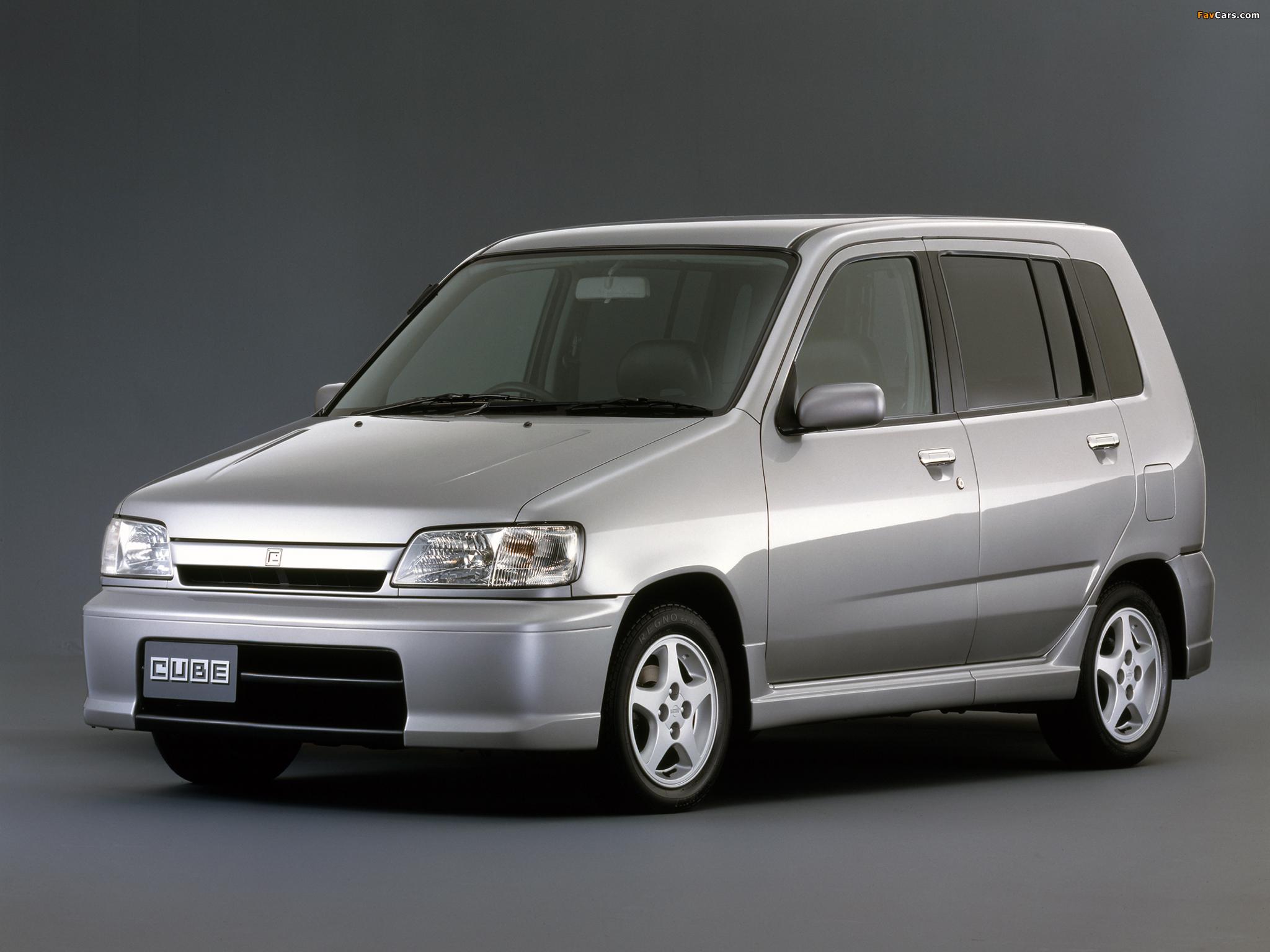 Nissan Cube Z10 19982000 images 2048x1536
