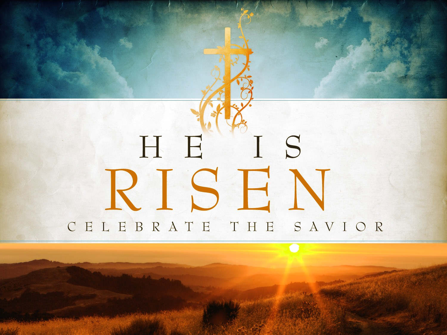 Easter Religious   Large Images 1500x1125