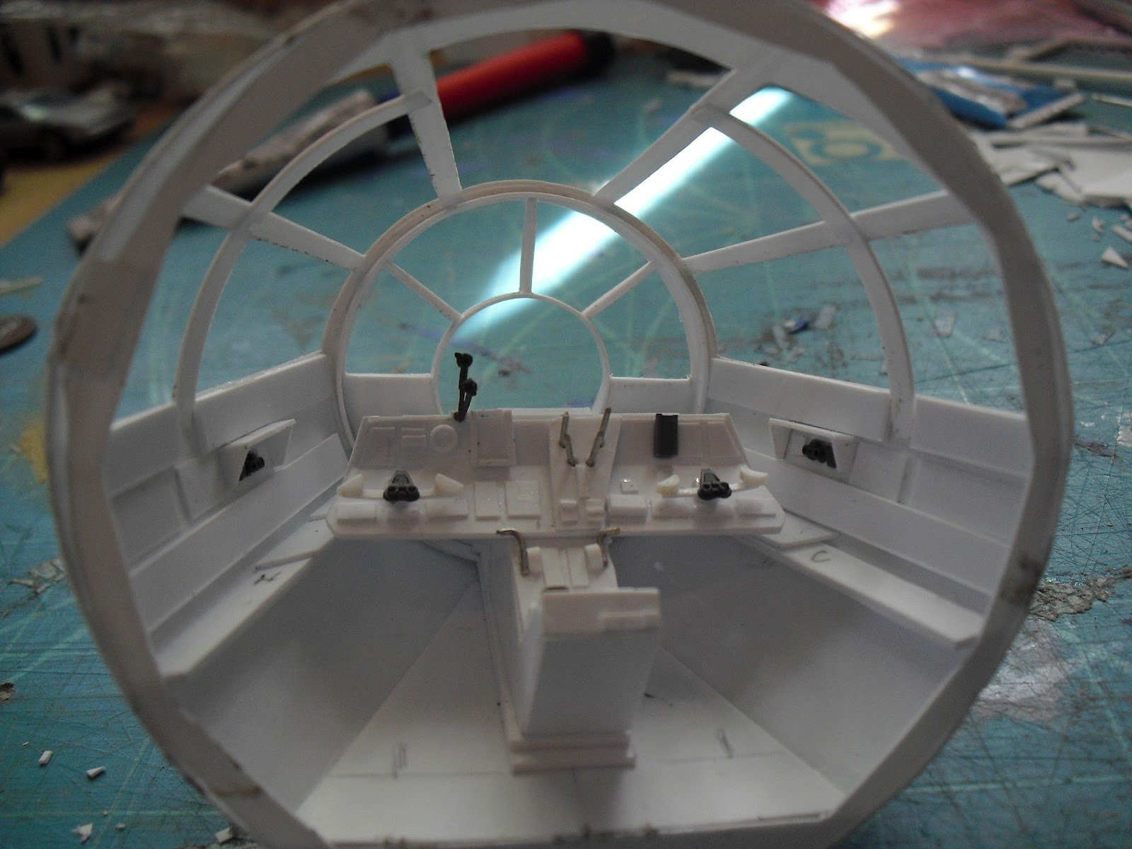 related millenium falcon cockpit hyperspace millenium falcon cockpit ...