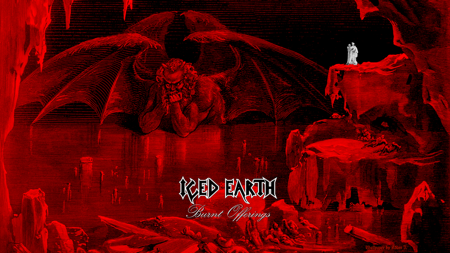 iced earth iphone 5 wallpaper images