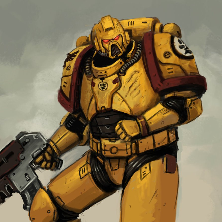 Imperial Fist by FonteArt 894x894