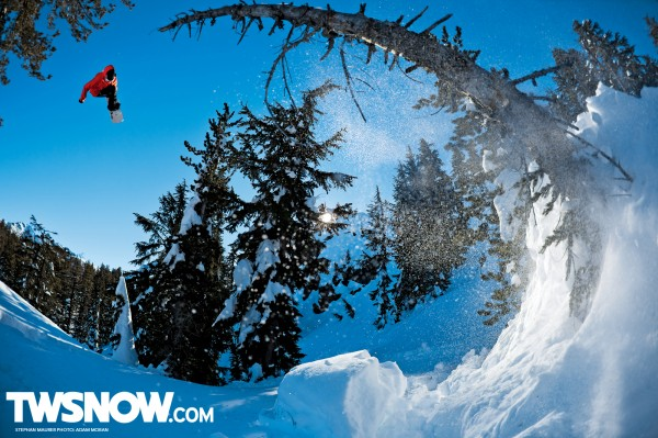 Wallpaper Wednesday The New Faces TransWorld SNOWboarding 600x399