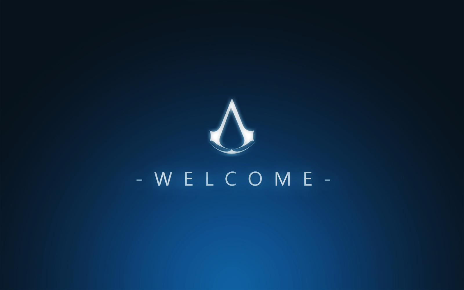 Welcome Assassin Games Logo Wallpaper Best Wallpaper with 1600x1000 1600x1000