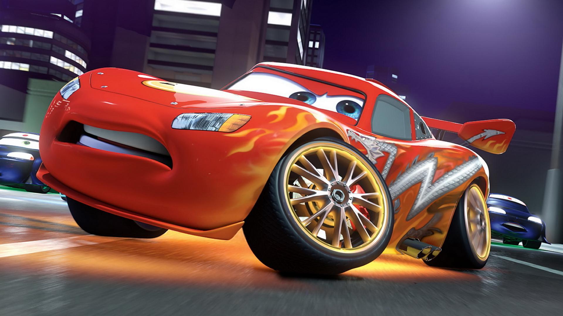 animasi mobil cars  zona gambar