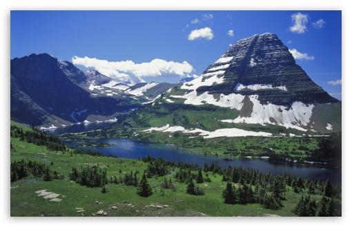 Glacier National Park Montana HD desktop wallpaper Widescreen High 510x330