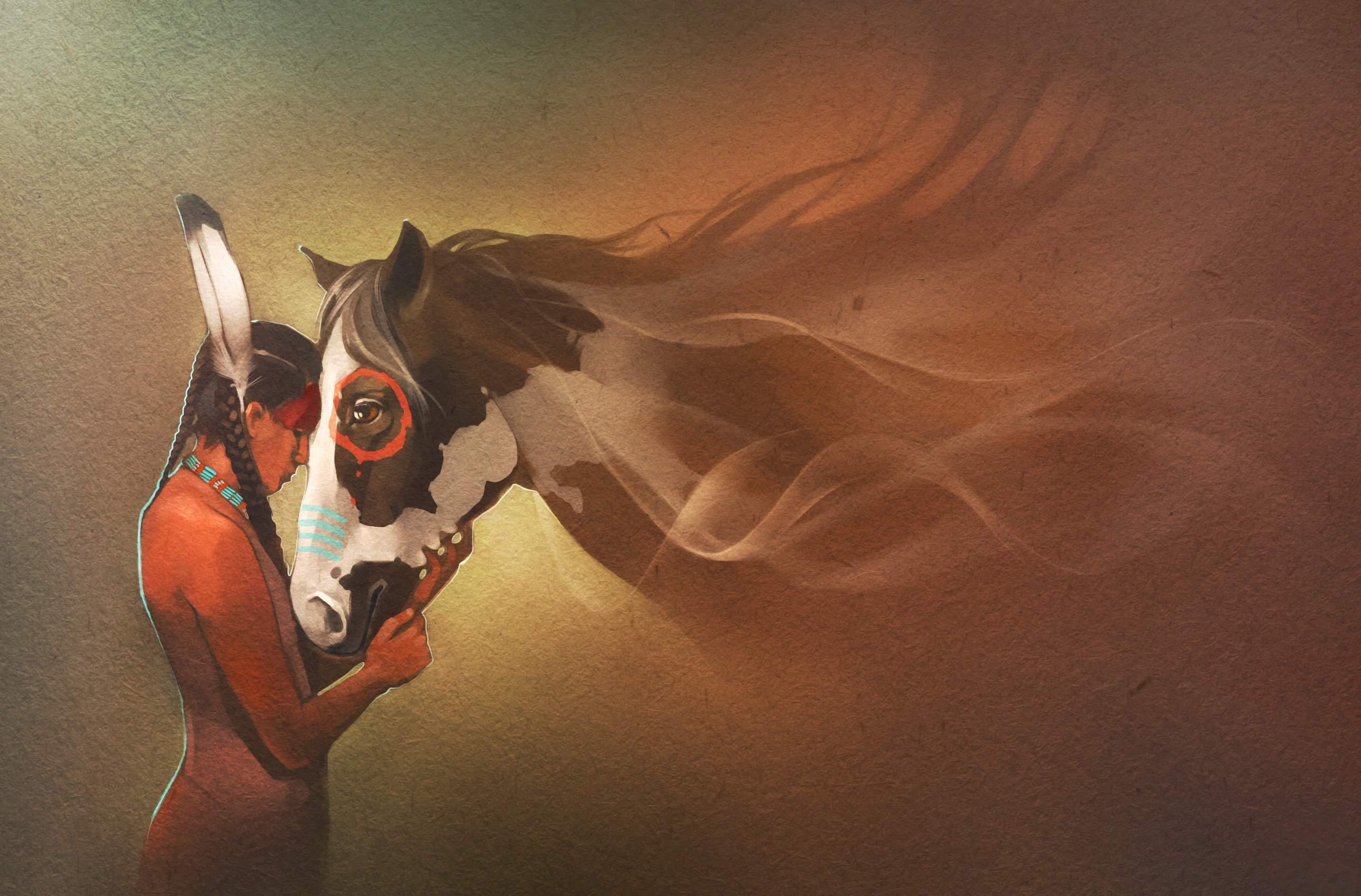 Indian Horse Wallpaper Wallpapersafari