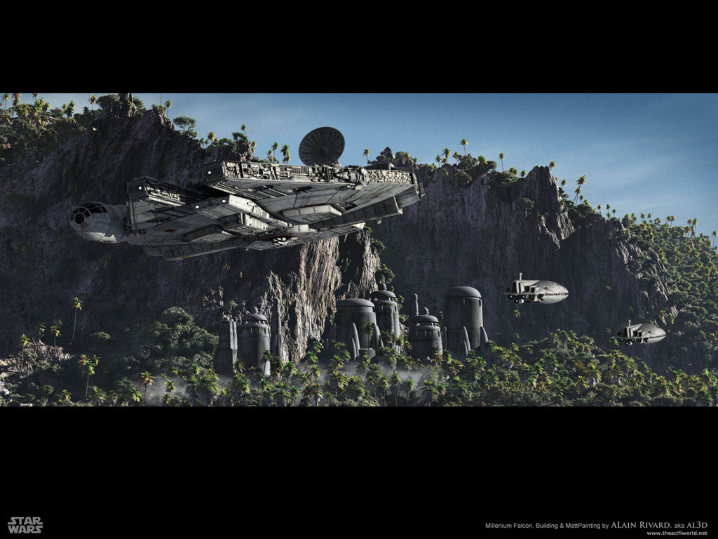 Star Wars wallpapers wallpaper images Starwars sci fi pictures scifi 1024x768