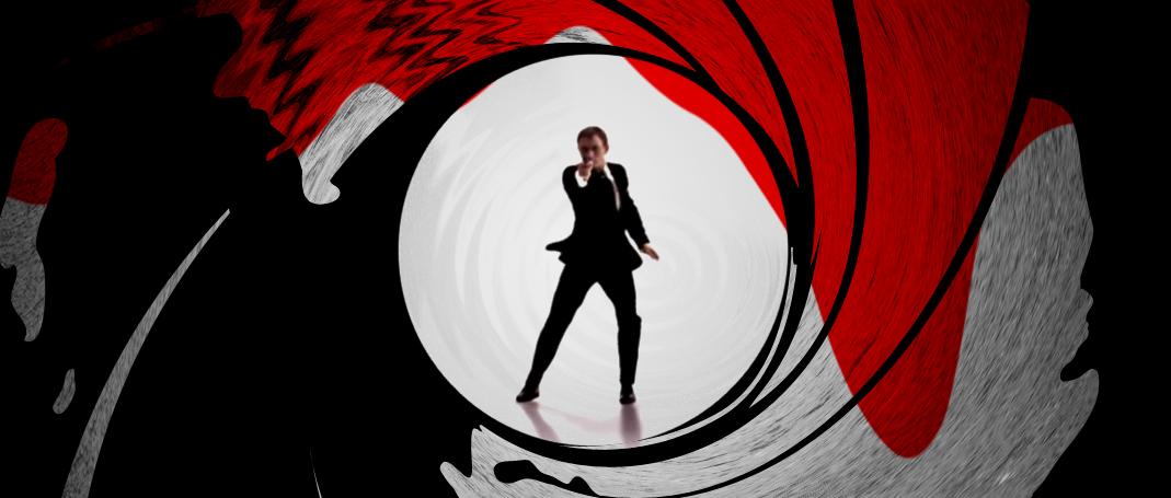 48+ James Bond Gun Barrel Wallpaper on WallpaperSafari