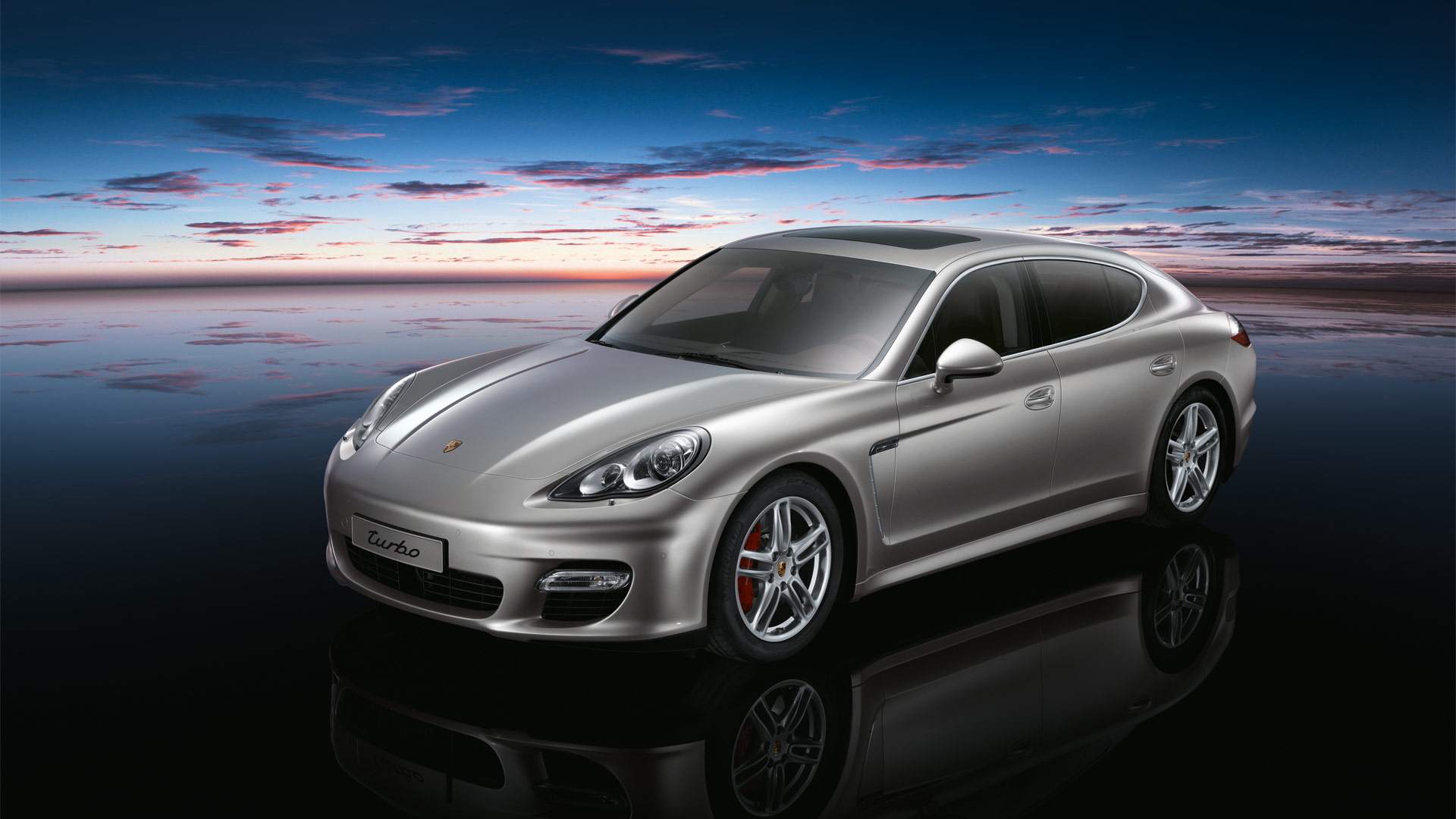 Porsche Panamera Turbo Wallpapers HD Wallpapers 1920x1080