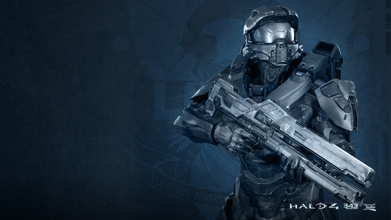 Halo 4 Master Chief Wallpapers HD Wallpapers 1280x720