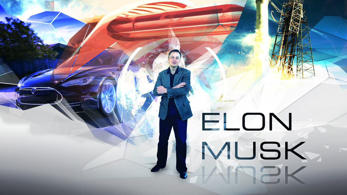 Elon Musk Wallpapers High Resolution and Quality Download 1191x670