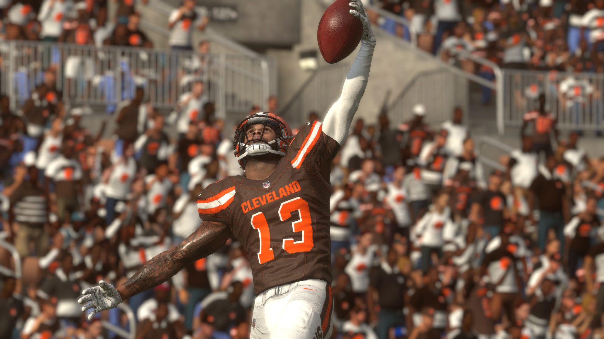 agency trades improve Madden NFL 20 outlook for Browns 1920x1080