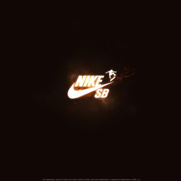Nike SB Logo wallpaper Nike SB Logo hd wallpaper background desktop 600x600