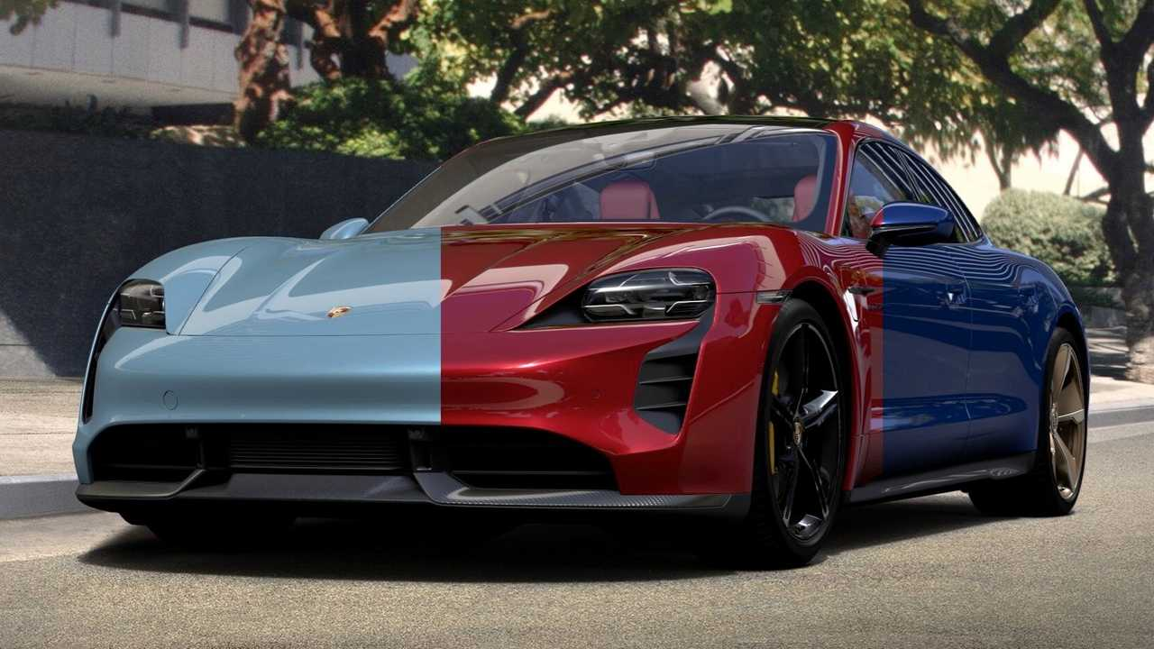 2020 Porsche Taycan Heres How Wed Spec It 1280x720