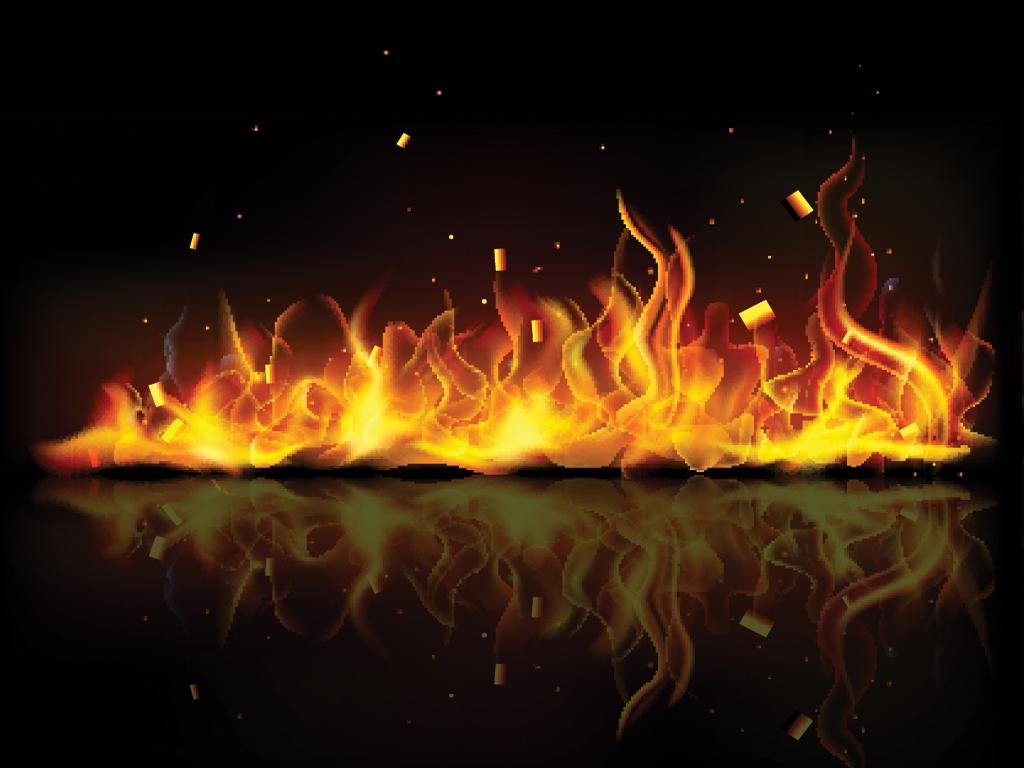 flame backgrounds wallpapersafari