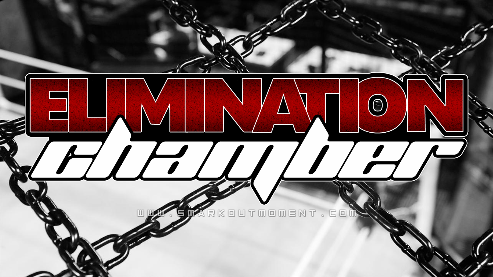 WWE Elimination Chamber PPV Wallpaper Posters and Logo Backgrounds 1600x900
