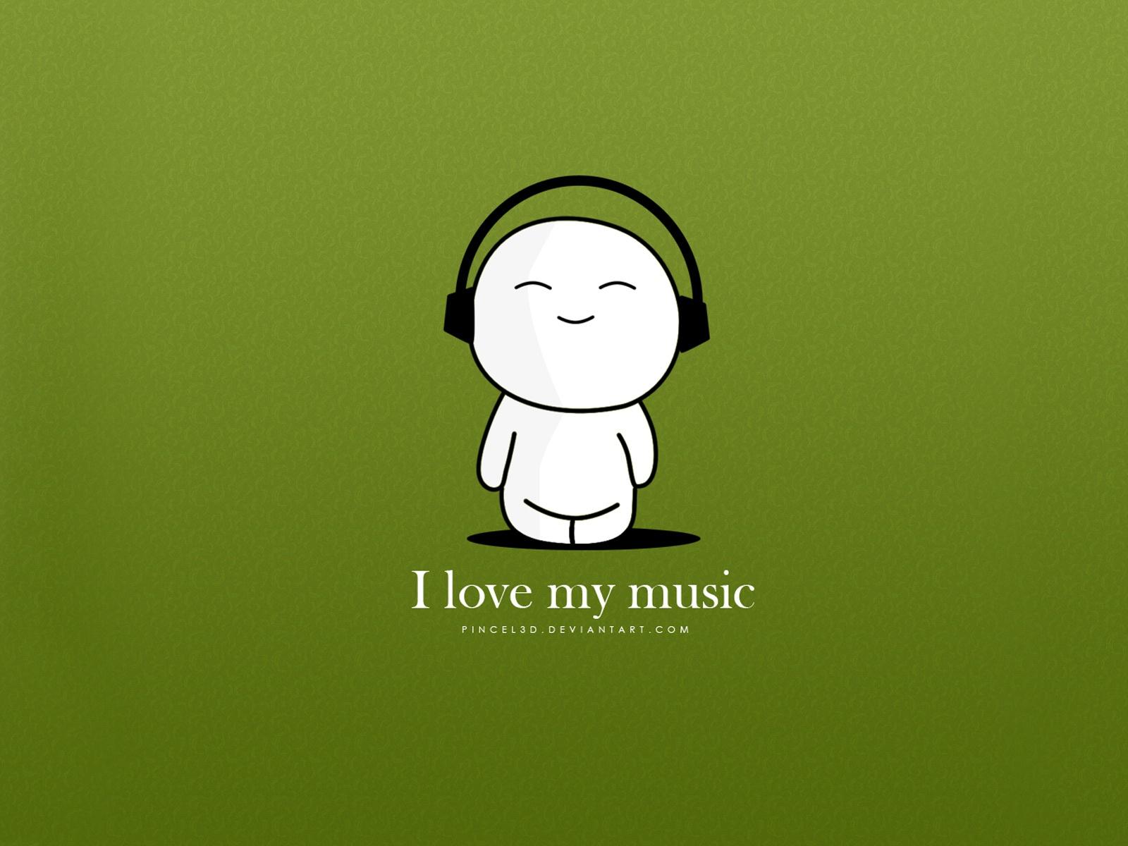 Cute Music Wallpaper