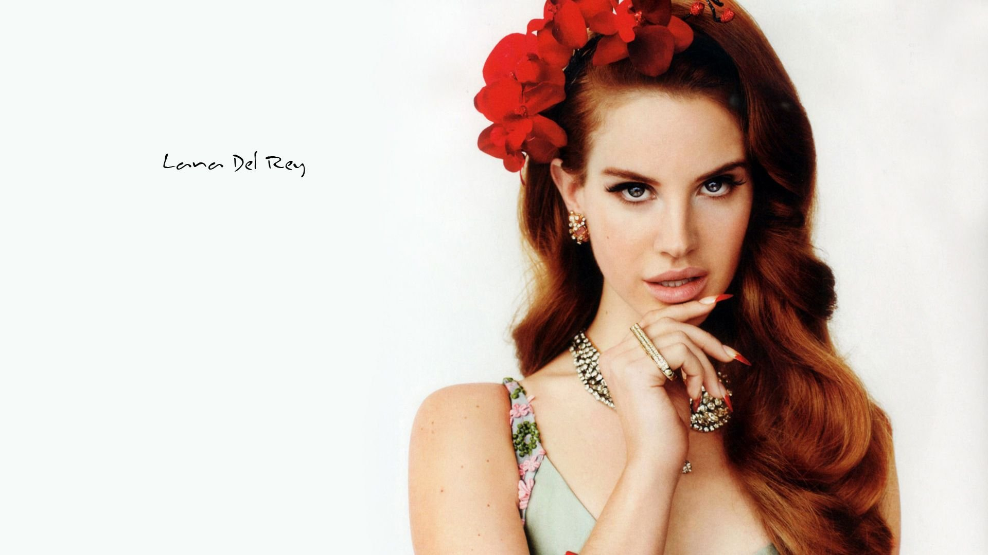 Free Download Lana Del Rey Full Hd Background Picture Image