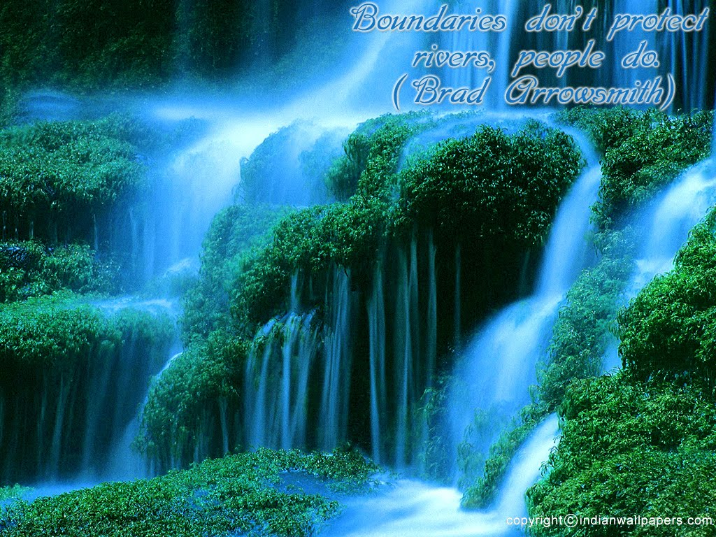 PICTURES Most Beautiful Waterfall Wallpapers 1024x768
