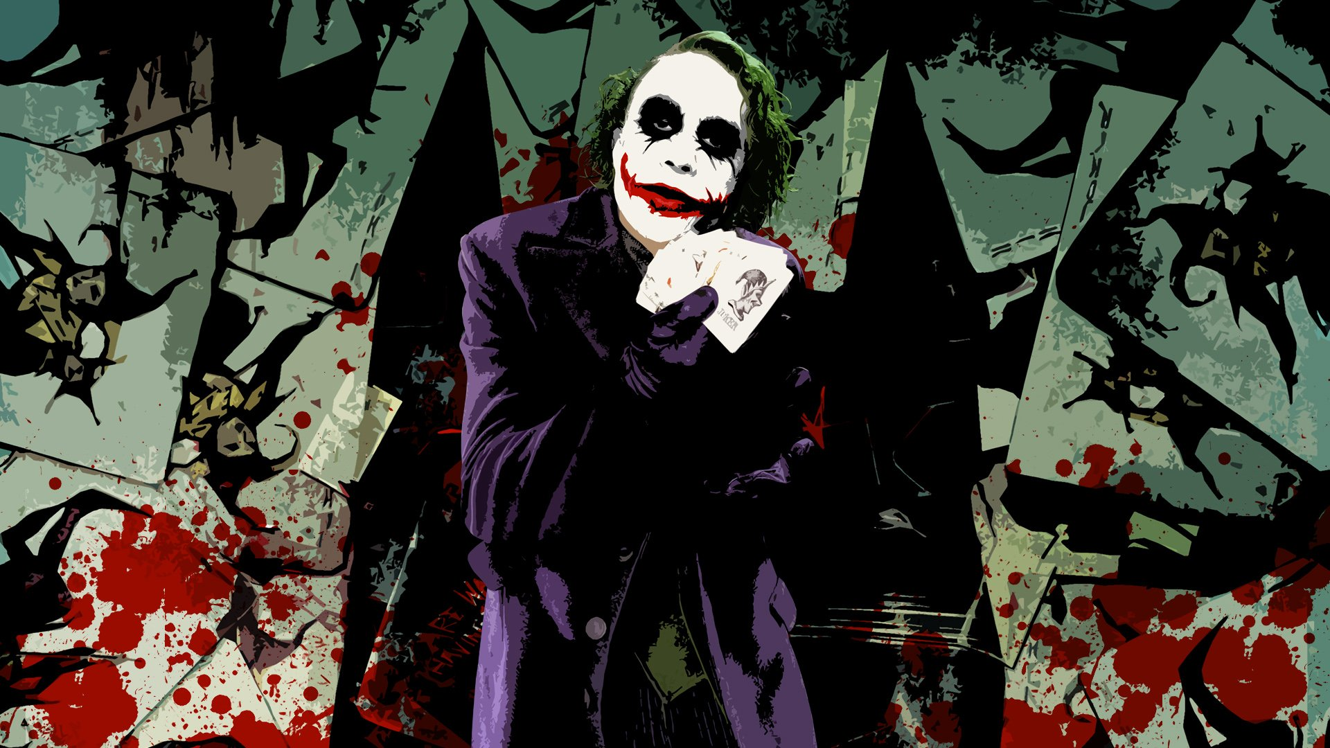 Joker Wallpaper Hd 207400 1920x1080