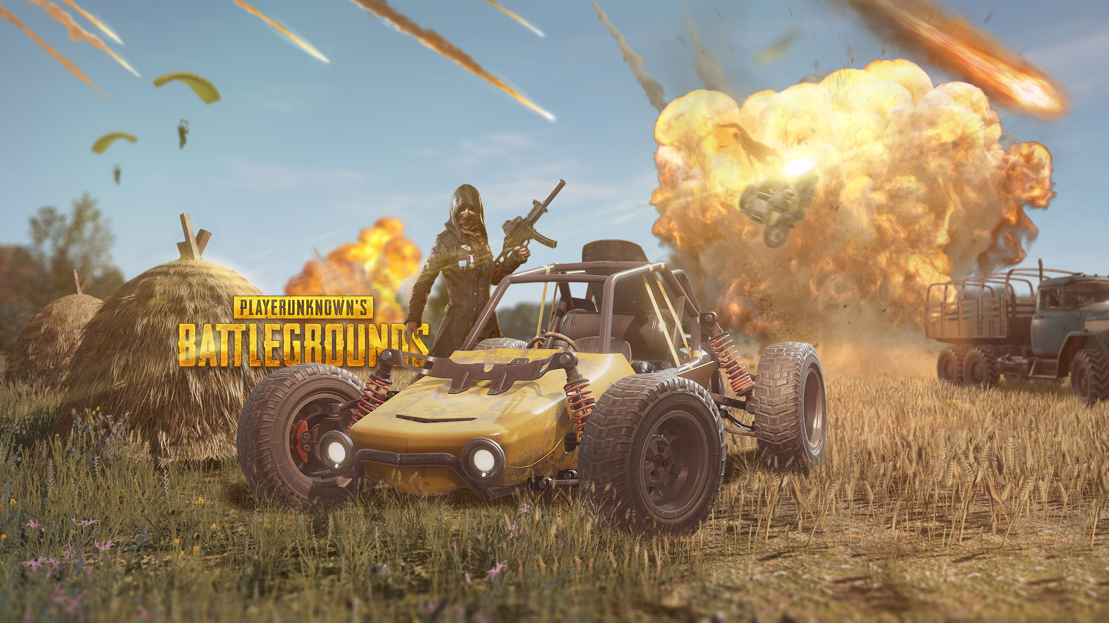 Pubg Wallpapers Widescreen On Wallpaper 1080p HD Background 3840x2160