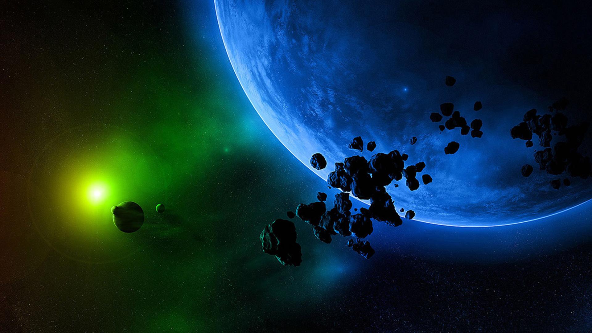 Обои галактика космос свет картинки на рабочий стол на тему Космос - скачать  № 1758657  скачать