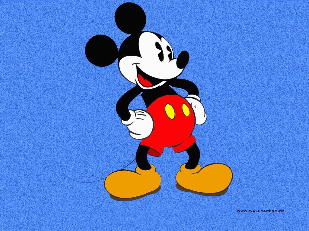 Mickey Mouse Desktop Wallpaper Download Picturenixcom 1024x768