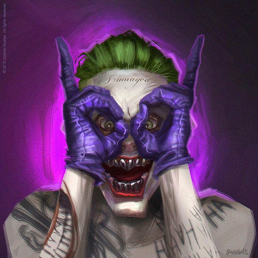 Joker Jared Leto Wallpaper Hd Android HINH ANH DEP