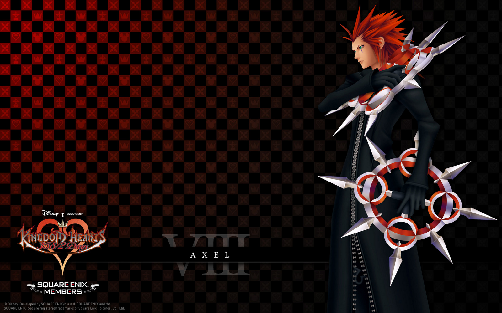 Final Kingdom Organization XIII wallpapers 1600x1000