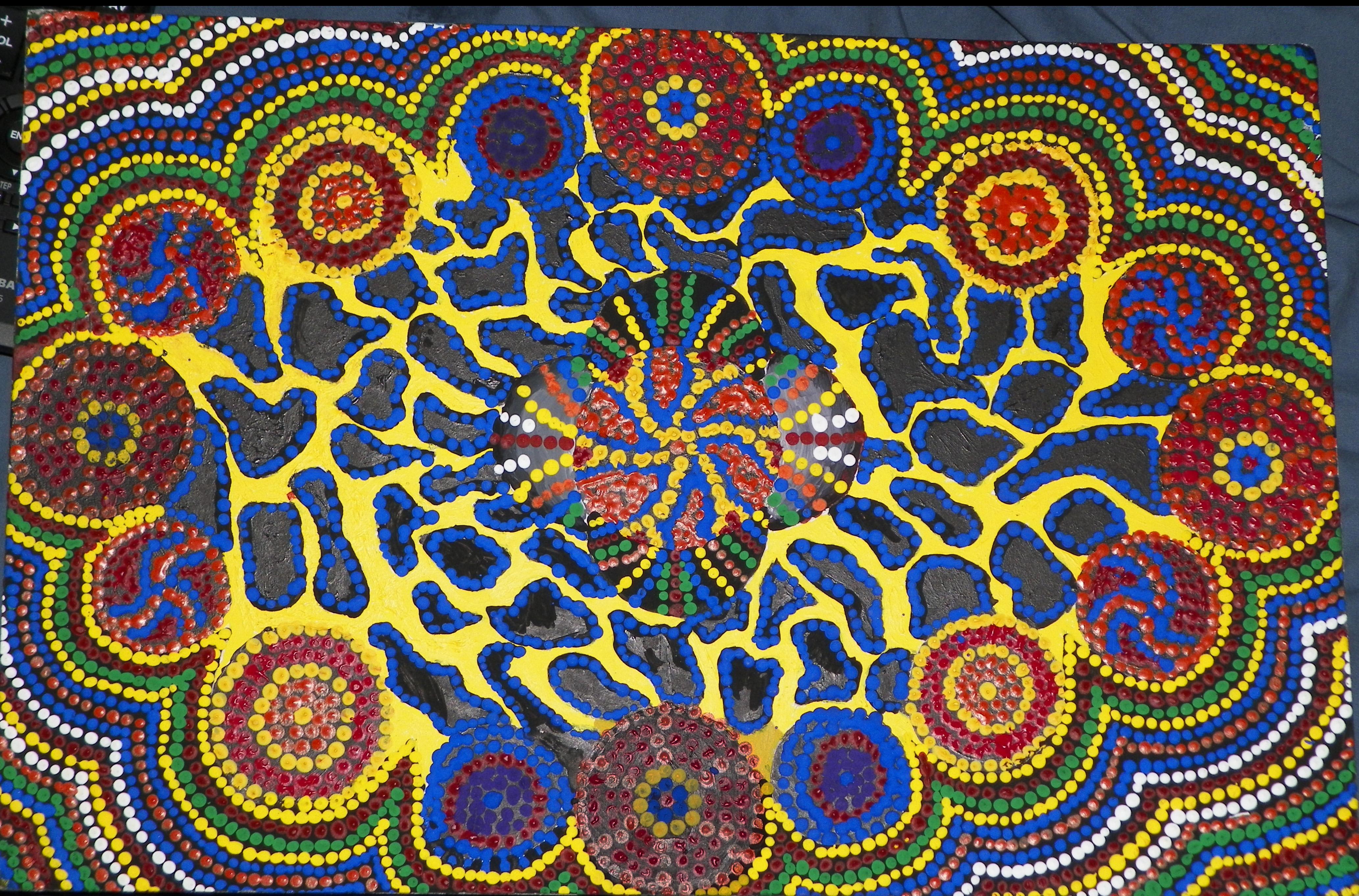 Aboriginal Art Of Australia by Desperationanxiety on 4132x2724