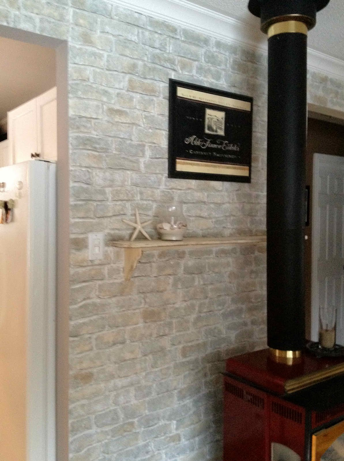 studio faux brick our journey to the perfect finish brick 1193x1600