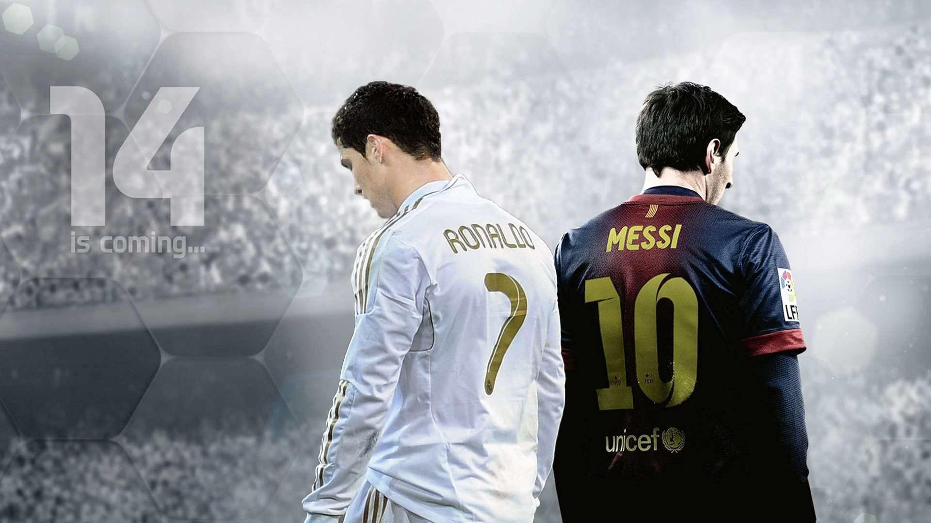 Messi vs Ronaldo Wallpaper 2018 HD 77 images 1920x1080