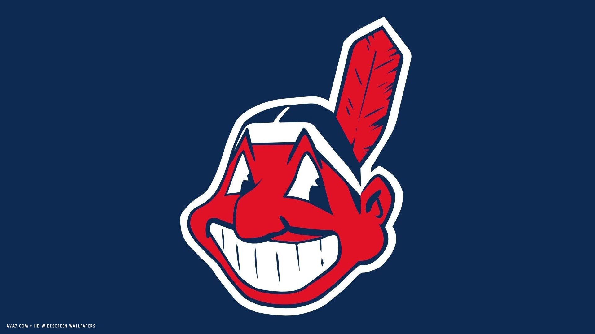 cleveland indians mlb baseball team hd widescreen wallpaper 1920x1080