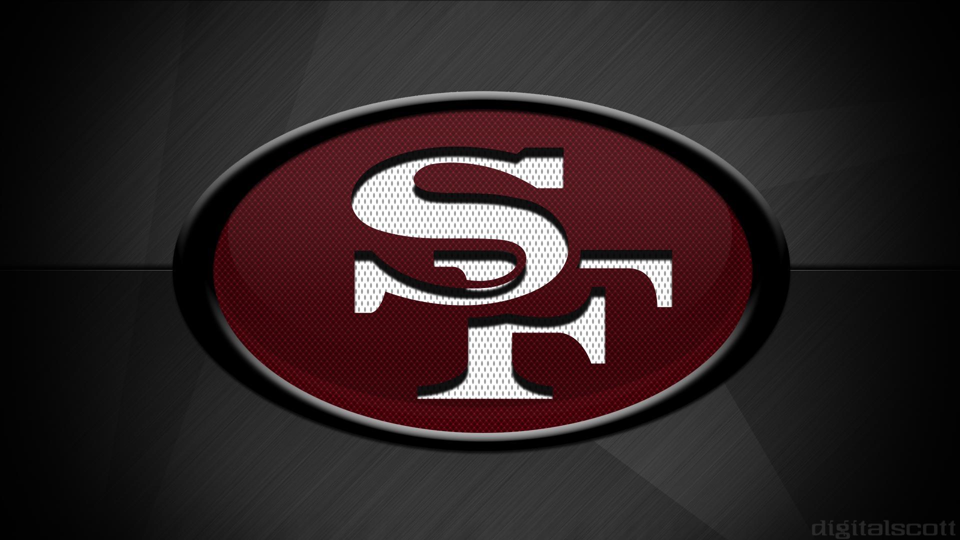 Logo San Francisco 49ers Wallpaper 1080x1920px 49ers Wallpaper 1920x1080