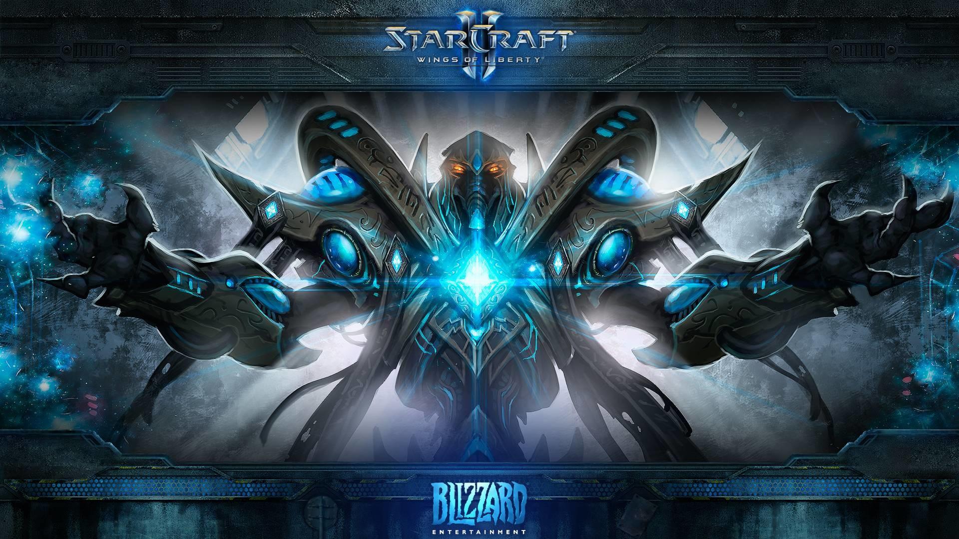 63] Starcraft 2 Wallpapers 1920x1080 on WallpaperSafari 1920x1080