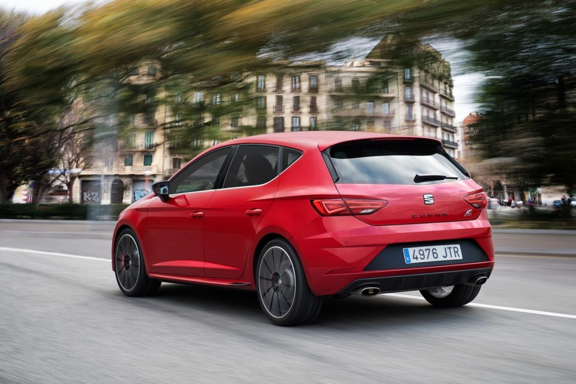 2019 SEAT Leon Look Wallpaper Best Car Rumors 1125x750