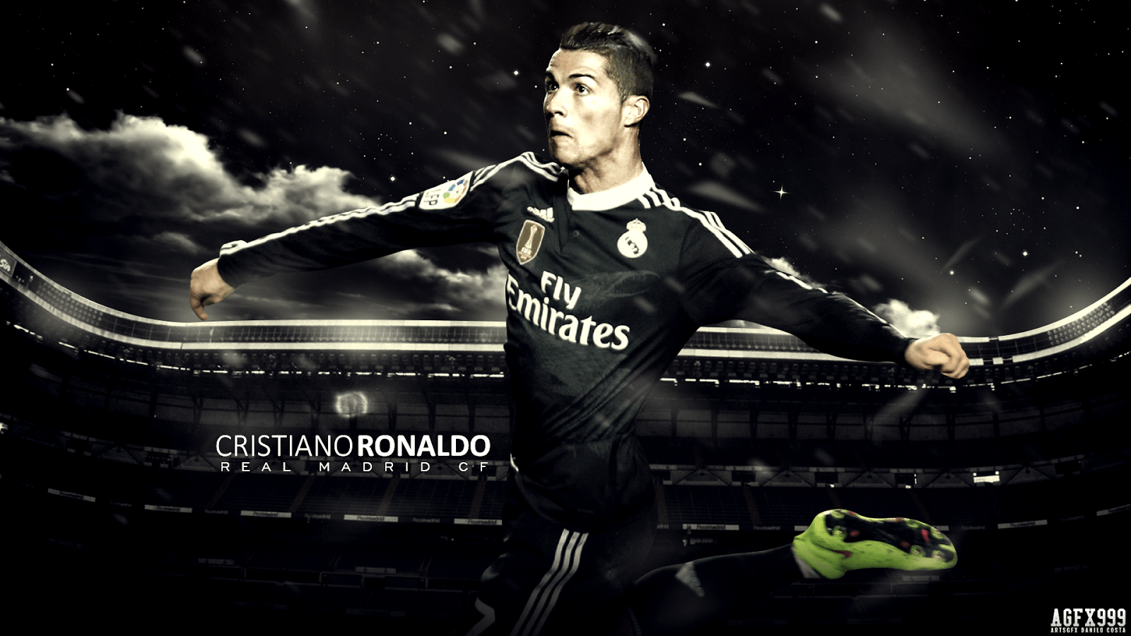 Wallpapers Cr7 2016 1600x900