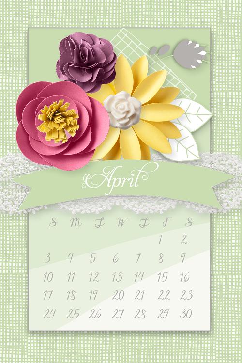 Desktop Calendar April 2016 april 2016 calendar desktop wallpaper - wallpapersafari