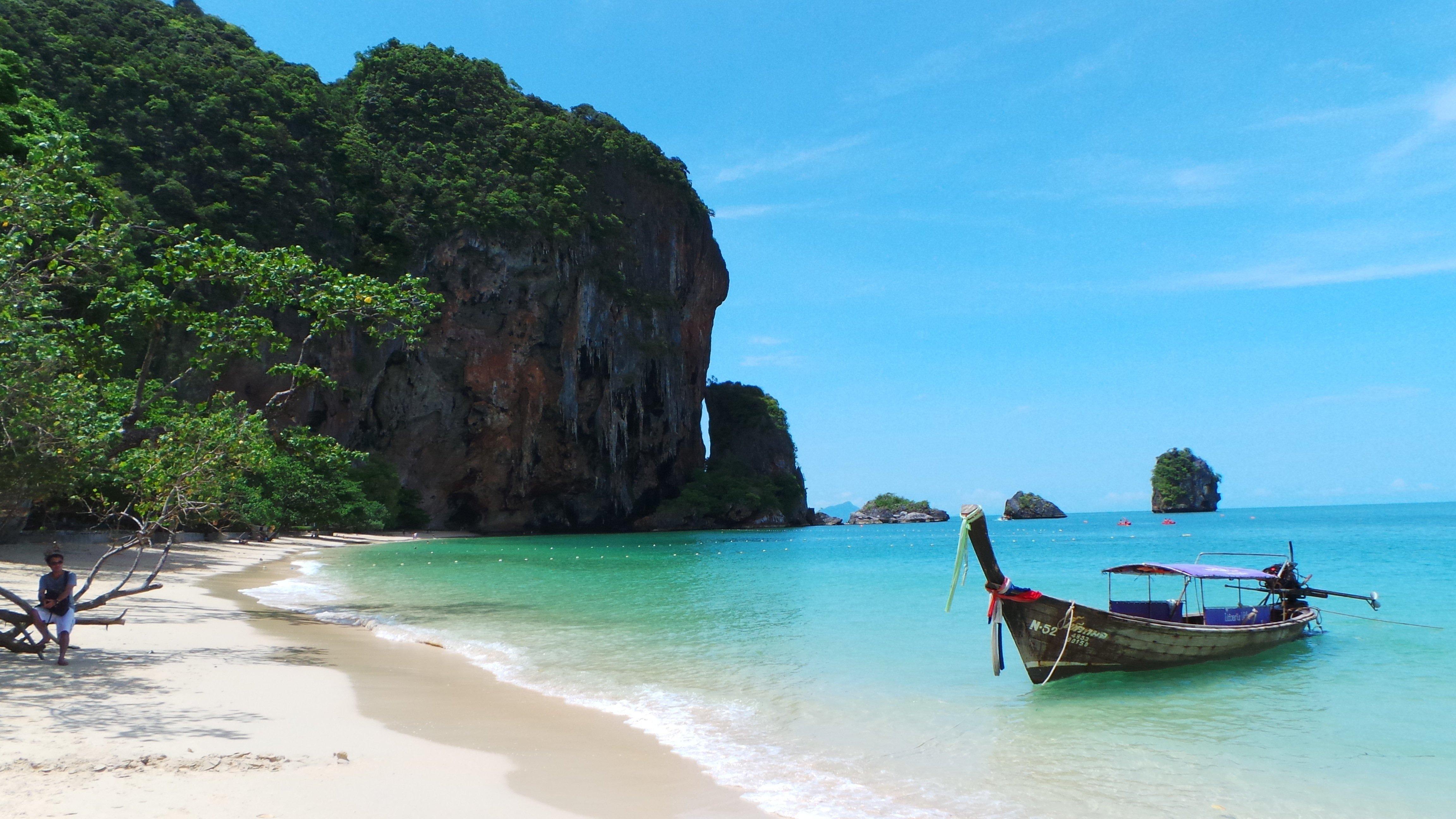 Railay Beach Thailand Wallpaper Stock Images t2ix3c91   Yoanucom 4608x2592