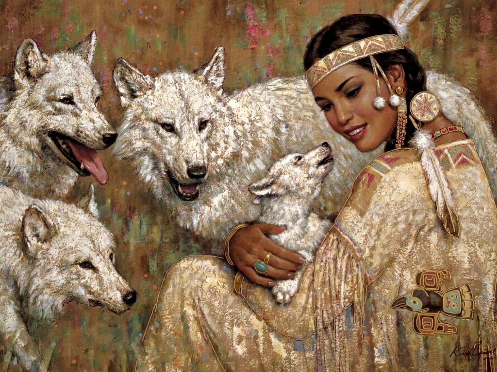 Native American Art 1600x1200