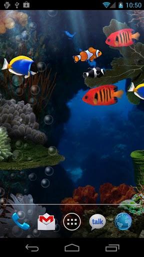 aquarium free live wallpaper 49 0 s 307x512 288x512